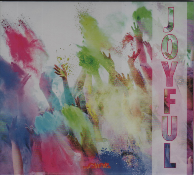 CD Cover Joyful